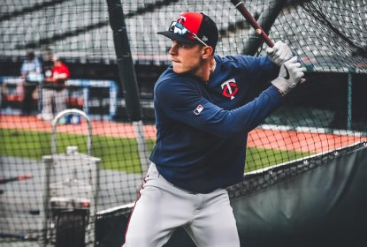 Twins derrotam Indians com 3 home runs de Max Kepler - The Playoffs