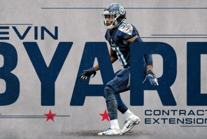 Titans acertam extensão do safety Kevin Byard por cinco temporadas - The Playoffs