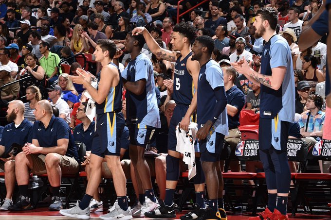 Memphis Grizzlies bate Minnesota Timberwolves e ganha a Summer League - The Playoffs