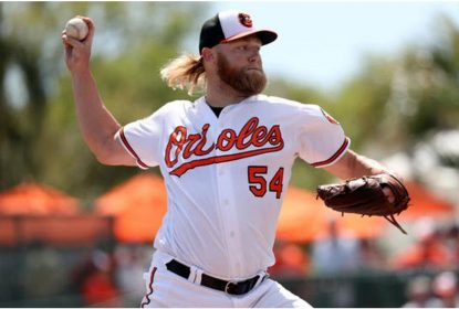 Baltimore Orioles troca Andrew Cashner para o Boston Red Sox - The Playoffs