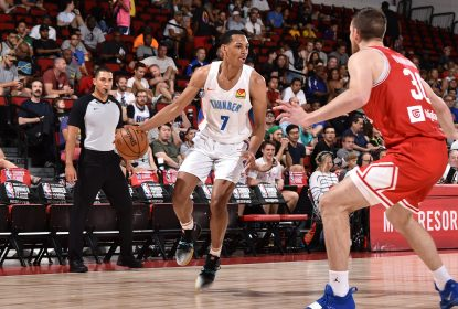 OKC Thunder vence Croacia pela Summer League