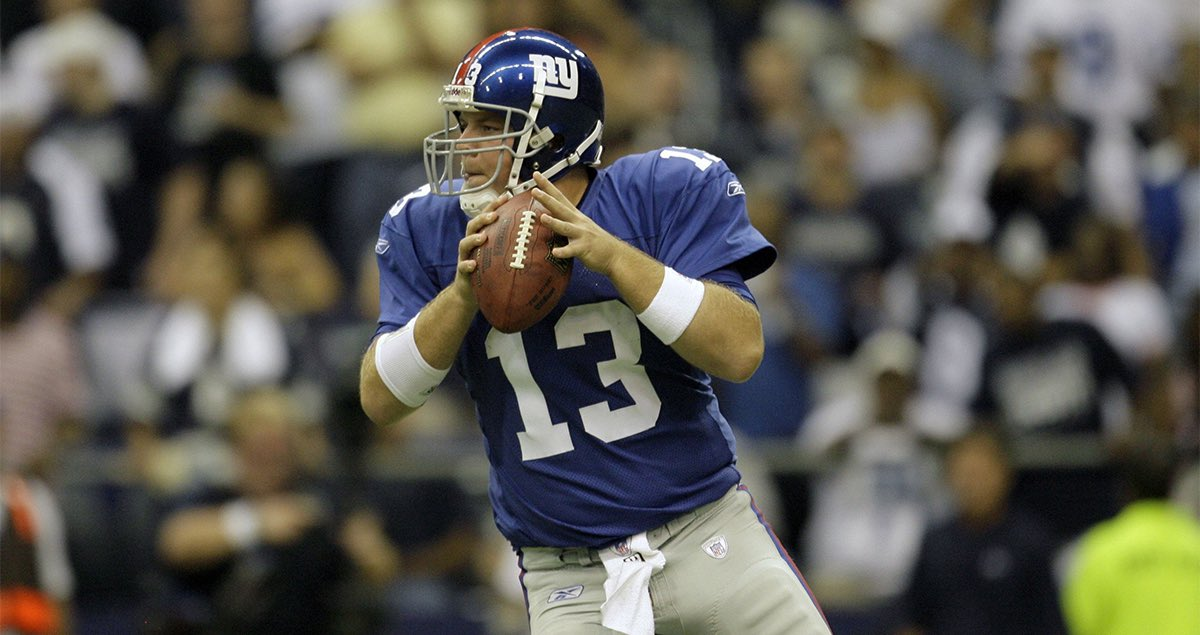 Ex-quarterback do New York Giants, Jared Lorenzen morre aos 38 anos - The Playoffs