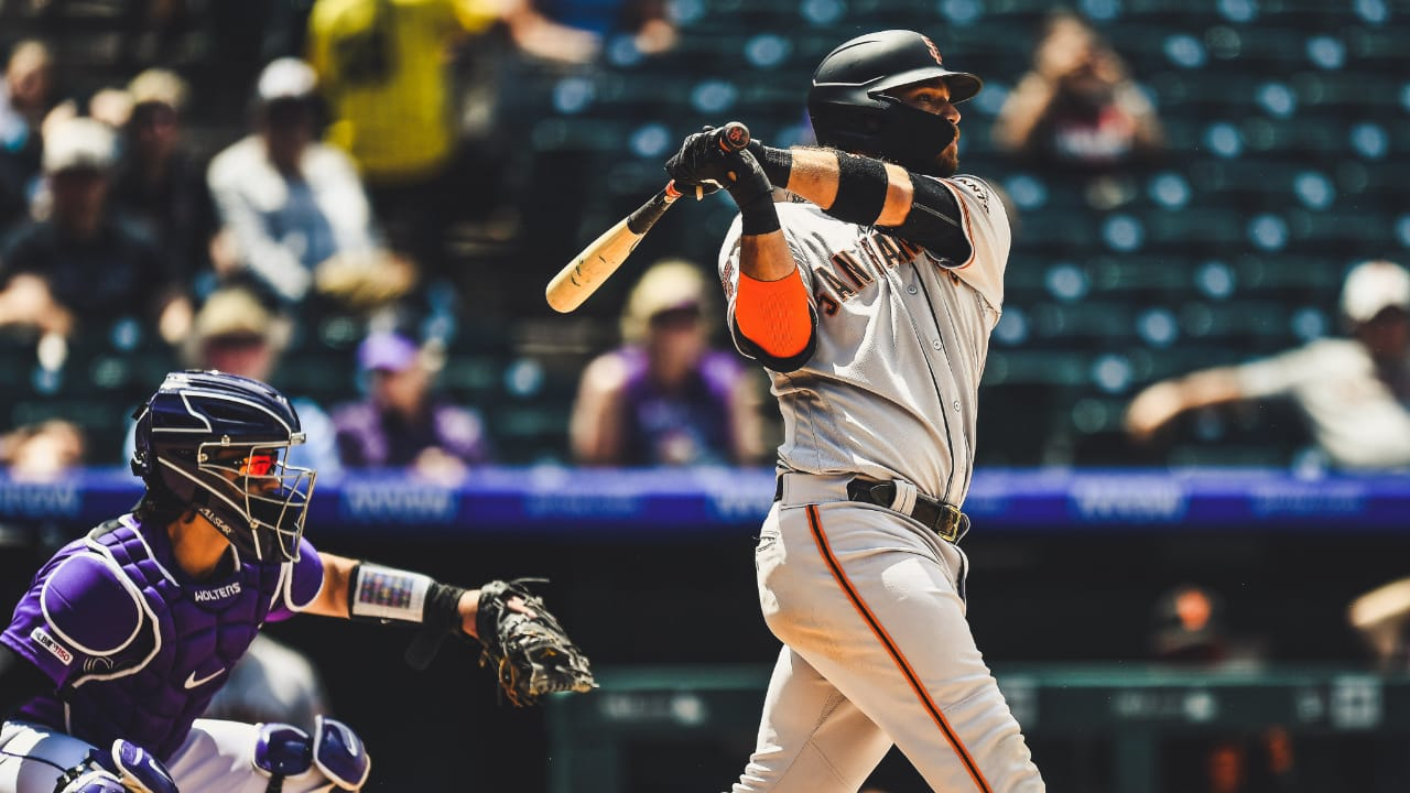 Giants derrotam Rockies por 19 a 2 com performance exemplar de Brandon Crawford - The Playoffs
