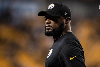 Mike Tomlin, head coach do Pittsburgh Steelers