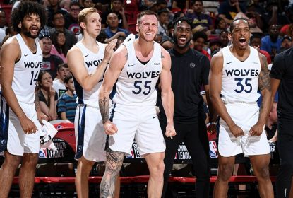Timberwolves batem Nets e enfrentam Grizzlies na final da Summer League - The Playoffs