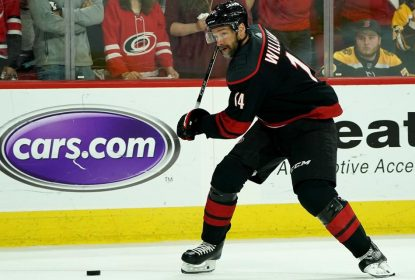Hurricanes acreditam que Justin Williams retornará para a próxima temporada - The Playoffs