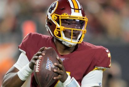 Dwayne Haskins é multado por quebrar regra contra COVID-19 - The Playoffs