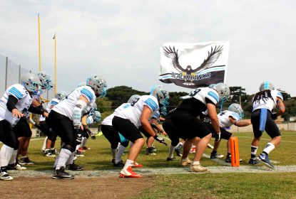 Gaspar Black Hawks vence Paraná HP e segue bem na Liga BFA Elite - The Playoffs