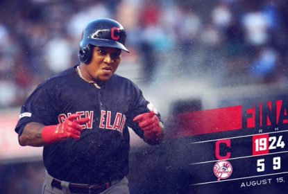 Cleveland Indians bate New York Yankees por 19 a 5, com direito a 7 home runs - The Playoffs