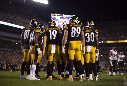 PRÉVIA NFL 2019: #14 Pittsburgh Steelers - The Playoffs