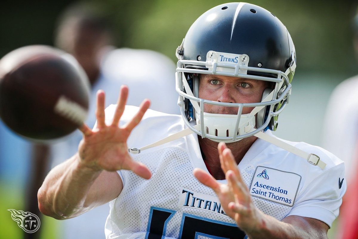 Wide receiver do Tennessee Titans Adam Humphries