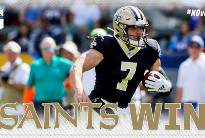 New Orleans Saints vira no fim e vence o Los Angeles Chargers - The Playoffs