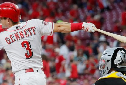 San Francisco Giants adquire Scooter Gennett em troca com Cincinnati Reds - The Playoffs