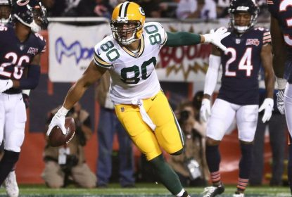 Jimmy Graham assina contrato por dois anos com o Chicago Bears - The Playoffs