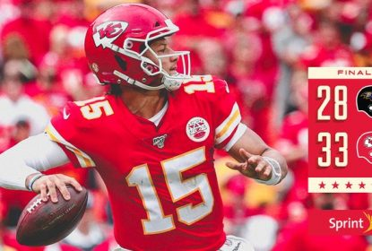 Ataque brilha, Chiefs batem Ravens e continuam invictos na temporada - The Playoffs