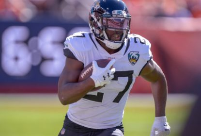 Fournette brilha, bate recorde e conduz Jacksonville Jaguars à virada em Denver - The Playoffs