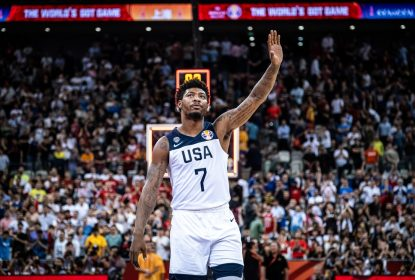 Marcus Smart critica fãs que torceram contra os Estados Unidos na Copa do Mundo de Basquete - The Playoffs
