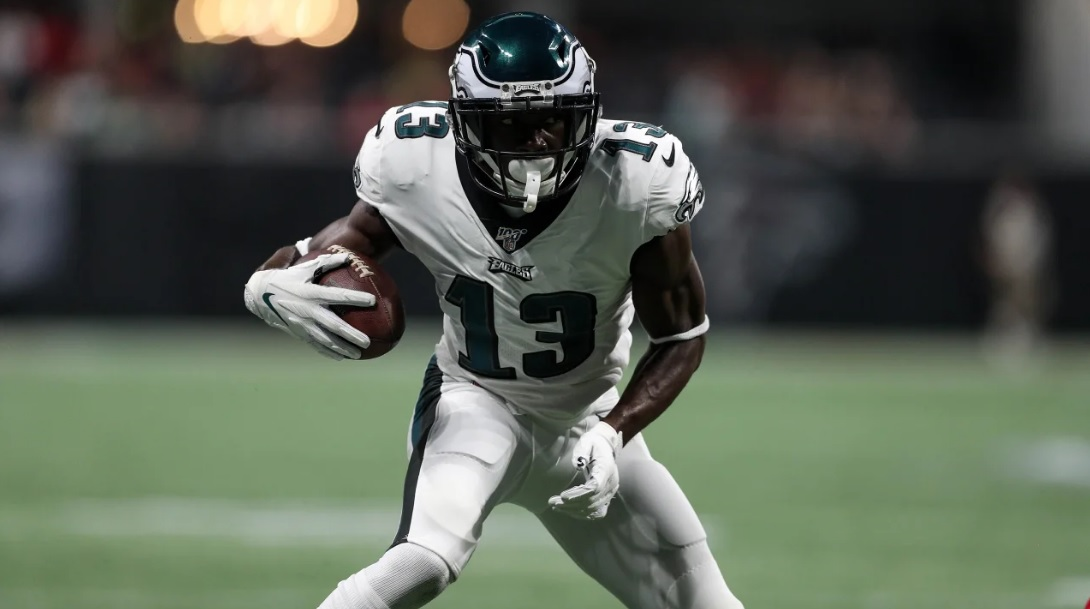 Nelson Agholor - Philadelphia Eagles