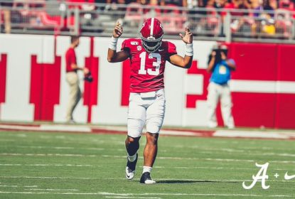 Com show de Tagovailoa, Alabama atropela New Mexico State - The Playoffs