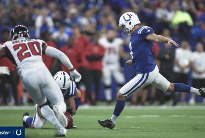 Indianapolis Colts segura reação no segundo tempo e vence Atlanta Falcons - The Playoffs