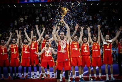 Espanha vence Argentina e é campeã da Copa do Mundo de Basquete - The Playoffs