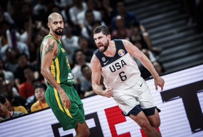 Estados Unidos vencem e eliminam Brasil da Copa do Mundo de Basquete - The Playoffs