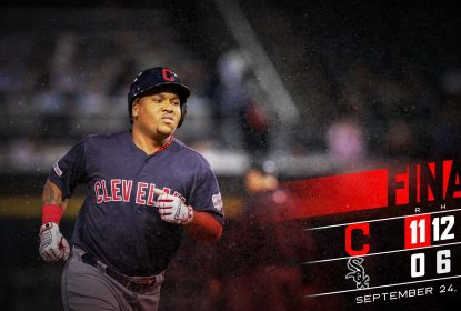 José Ramírez brilha e ajuda a manter o Cleveland Indians na briga pelo Wild Card - The Playoffs