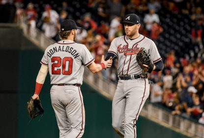 Atlanta Braves domina Washington Nationals e garante título da divisão - The Playoffs