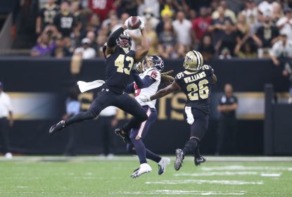 Wil Lutz acerta field goal de 58 jardas e define vitória de virada dos Saints no MNF - The Playoffs