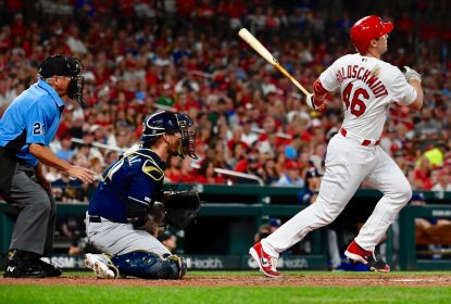 Goldschmidt brilha e St. Louis Cardinals atropela Milwaukee Brewers - The Playoffs