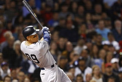 Em noite de recorde de home runs, Yankees vencem Red Sox - The Playoffs