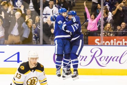 Rielly decide, Maple Leafs vencem Bruins na prorrogação e se recuperam - The Playoffs