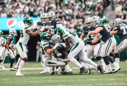 Jets vencem a primeira na temporada com triunfo sobre Cowboys - The Playoffs