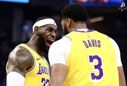 [PRÉVIA] NBA 2019-2020: #6 Los Angeles Lakers - The Playoffs