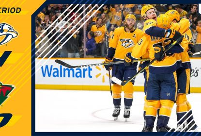 Nashville Predators mantém favoritismo e goleia Minnesota Wild - The Playoffs