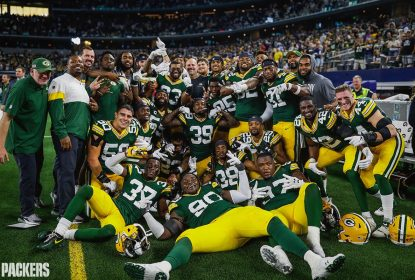 Com grande participação de Aaron Jones, Packers vencem Lions no Lambeau Field - The Playoffs