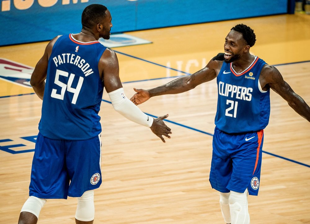 Golden State Warriors - Los Angeles Clippers - NBA
