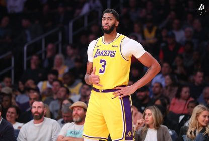 Anthony Davis brilha e Lakers deslancham no 3º quarto para bater os Grizzlies - The Playoffs