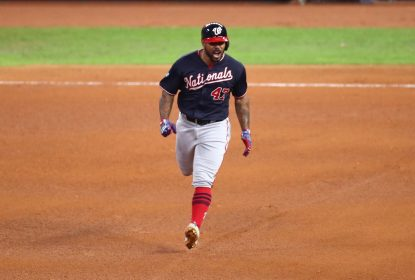 Kendrick brilha e Nationals vencem pela primeira vez a World Series - The Playoffs