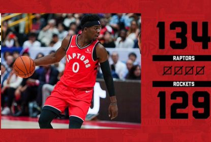 Toronto Raptors - Houston Rockets - NBA - Japan Games