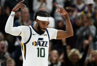 Mike Conley substituirá Devin Booker para o All-Star Game - The Playoffs