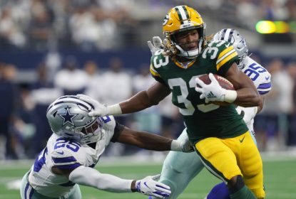 Running back Aaron Jones deseja ser um 'Packer para sempre' - The Playoffs