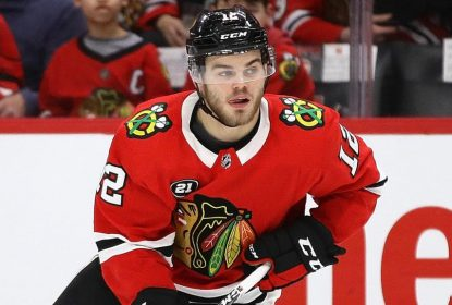 Alex DeBrincat renova com os Blackhawks por mais três temporadas - The Playoffs