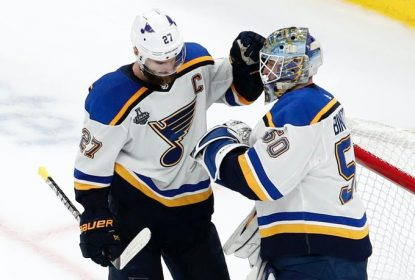 St. Louis Blues vence e amplia freguesia do Toronto Maple Leafs