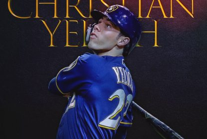Yelich e Trout são vencedores do Hank Aaron Award em 2019 - The Playoffs