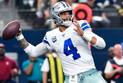 Dak Prescott planeja assinar franchise tag com os Cowboys nesta semana - The Playoffs