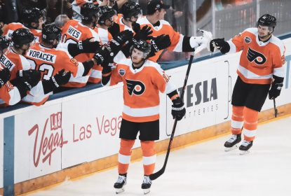 Flyers vencem Blackhawks no Global Series 2019, na República Tcheca - The Playoffs
