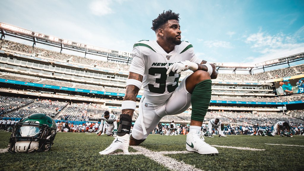 Safety do New York Jets Jamal Adams