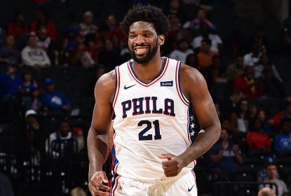 Embiid dá show e Philadelphia 76ers vence Boston Celtics fora de casa - The Playoffs