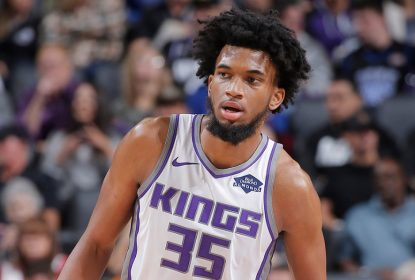 Marvin Bagley III segue como desfalque dos Kings e será reavaliado em 3 semanas - The Playoffs